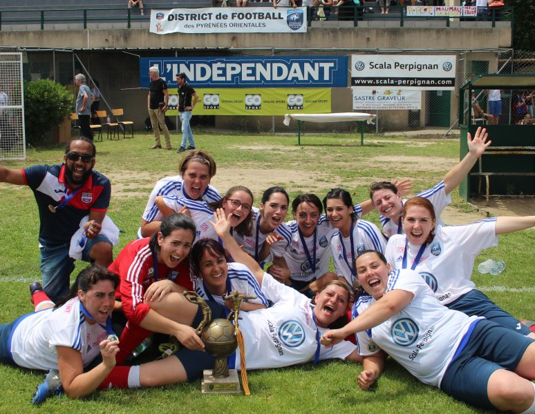 CHALLENGE LE GOFF 2018 - FEMININES A 8